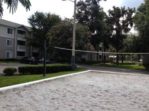 volley ball sand courts