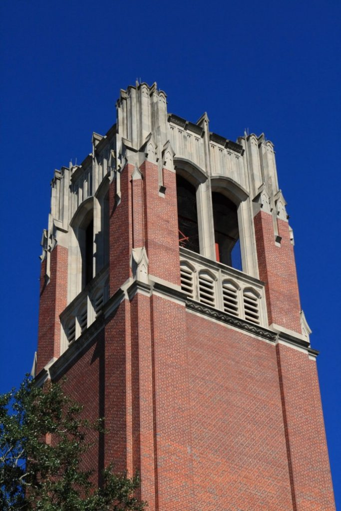 university of florida bell tower